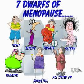 7 Dwarfs of Menopause